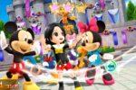 ガシャポンと融合!『データカードダス ディズニー マジックキャッスル キラキラシャイニー★スター』が登場!