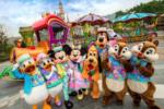 【香港】イースターと「We Love Mickey !」同時スタート!ブラックパンサーとグルートとのグリも!